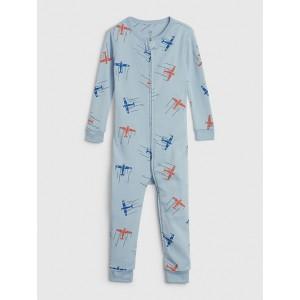 Baby Plane Long Sleeve Bodysuit