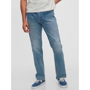 Soft Wear Straight Jeans