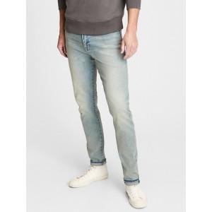 Easy Temp Slim Taper Jeans with GapFlex