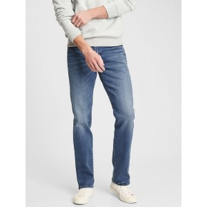 Easy Temp Straight Jeans