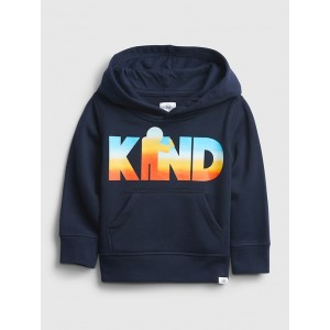 Toddler Kind Graphic Hoodie