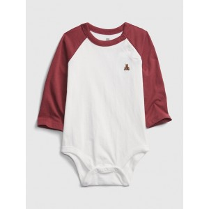Baby Mix and Match Raglan Bodysuit