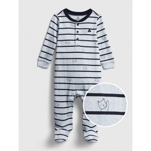 Baby Henley One-Piece