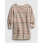 Toddler Fair Isle Sweater Dress