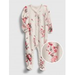 Baby Floral One-Piece