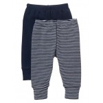 Banded pants (2-pack)