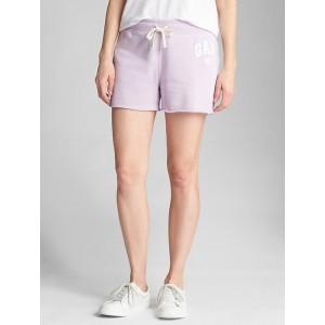 Tie-Dye Logo Shorts in French Terry