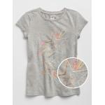Embellished Graphic T-Shirt