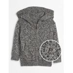Marled Hoodie Sweatshirt