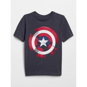 GapKids   Marvel™ Shield T-Shirt
