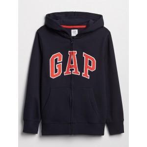 Kids Gap Logo Zip Hoodie