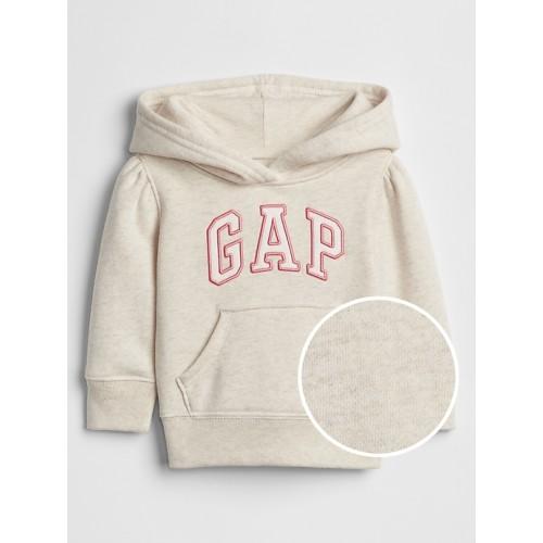 갭 Arch logo hoodie