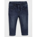 Toddler Stretch slim fit knit jeans