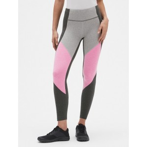 Colorblock Panel Leggings