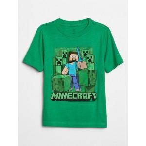 GapKids Minecraft Graphic T-Shirt