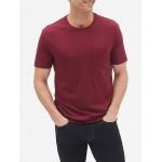 Everyday Short Sleeve Pocket T-Shirt