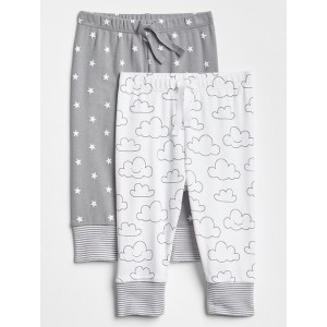 Baby First Favorite Pull-On Pants (2-Pack)
