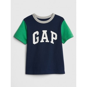 Toddler Colorblock Gap Logo T-Shirt