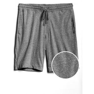 9.5&#34 Drawstring Jersey Shorts