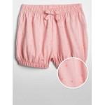 Print Jersey Bubble Shorts
