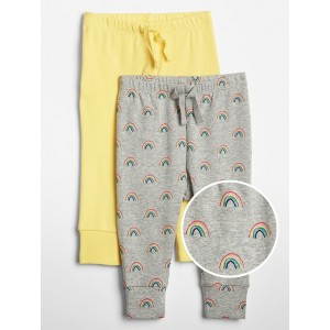 First Favorite Pull-On Pants (2-Pack)
