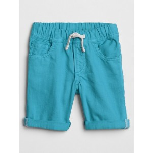 Toddler Pull-On Denim Shorts