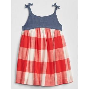 Baby Gingham Dress