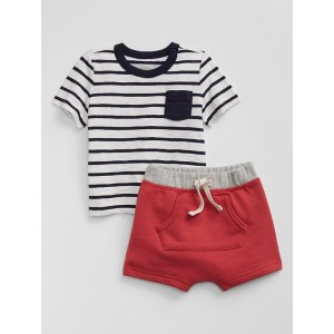 Baby T-Shirt Outfit Set