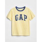 Toddler Stripe Gap Logo T-Shirt