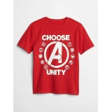 GapKids | Marvel Short Sleeve Graphic T-Shirt