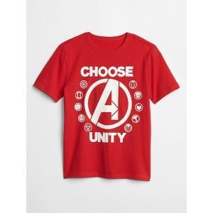 GapKids | Marvel Short Sleeve Graphic T-Shirt
