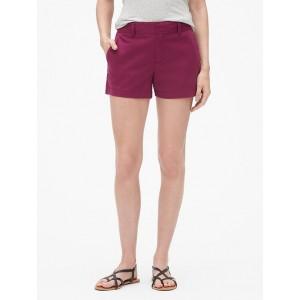 "3"" Mid Rise City Shorts"