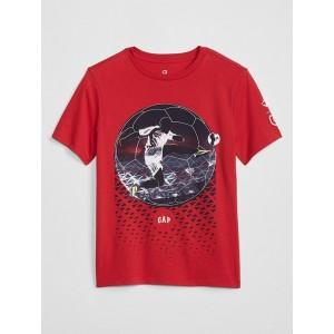 Kids Graphic Short Sleeve T-Shirt