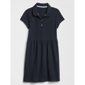 Kids Uniform Polo Dress