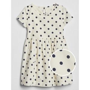 Toddler Print Pocket Dress