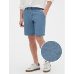 """10"""" Shorts in Chambray"""