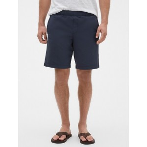 "9"" Easy Pull-On Shorts"