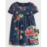 Toddler Floral Print Dress