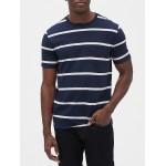 Stripe Short Sleeve T-Shirt
