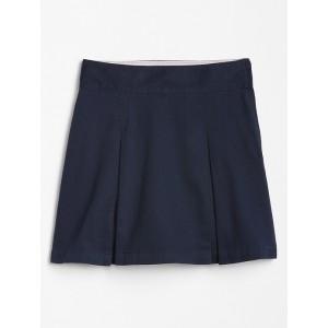 Kids Uniform Skirt in Stretch Twill