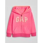 babyGap| Fleece Logo Hoodie