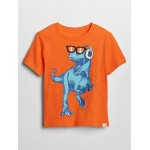 Toddler Crewneck Graphic T-Shirt