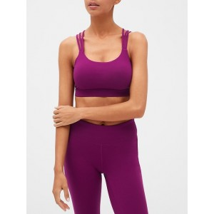GapFit Medium Impact Multi-Strap Sports Bra
