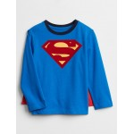 babyGap &#124 DC&#153 Cape Long Sleeve T-Shirt
