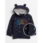 Baby Bear Gap Logo Zip Hoodie