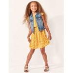Kids Floral Flutter Dress