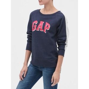 Logo Pullover Sweatshirt