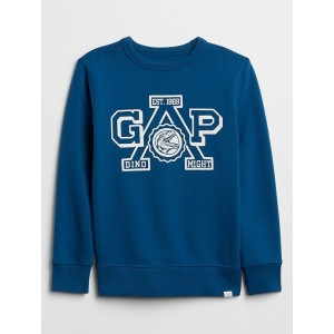 Kids Athletic Logo Sweatshirt