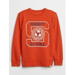 Kids Athletic Logo Sweatshirt