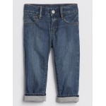 Toddler Lined Straight Fit Jeans